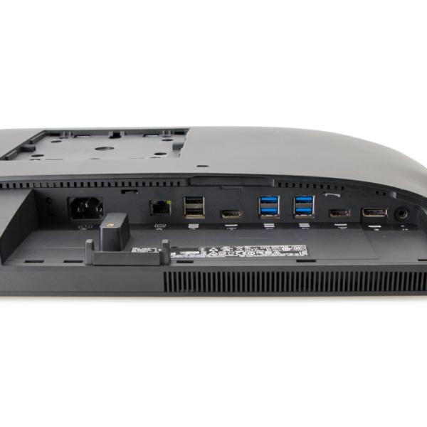 Dell Optilex 7440 All-in-one pöytäkone liittimet
